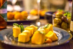 Carnelian Tapas and Cocktail Bar - Patata bravas