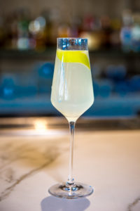 Carnelian Tapas and Cocktail Bar - French 75