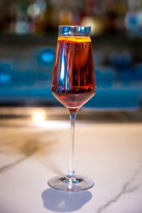 Carnelian Tapas and Cocktail Bar - Kir royale