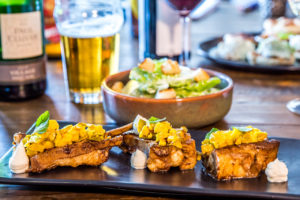 Carnelian Tapas and Cocktail Bar - Lamb ribs