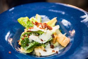 Carnelian Tapas and Cocktail Bar - Caesar salad